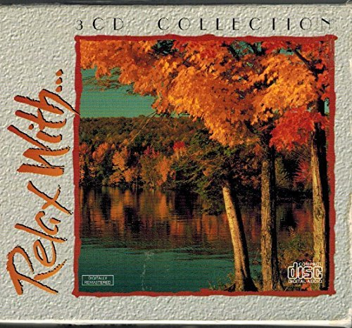 Relax With Ocean Surf Everglad Ocean Surf Everglades & Golden 3 CD Set Relax With