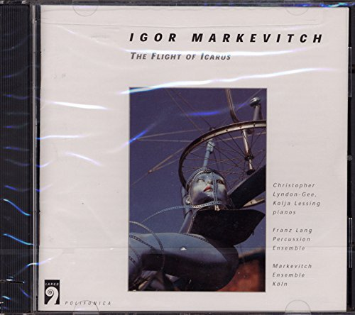 I. Markevitch Flight Of Icarus Galop Noces Lyndon Gee Lessing Lang &