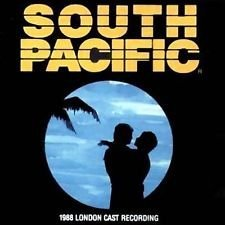 South Pacific 1988 London Cast Recording