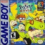 Gameboy Color Rugrats The Movie E