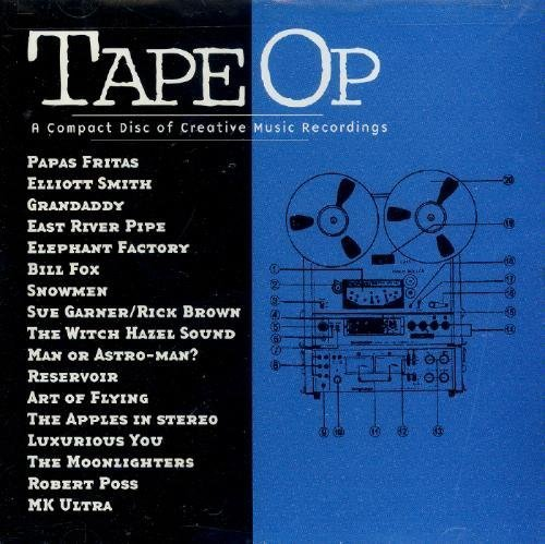 Tape Op Compact Disc Of Cre Tape Op Compact Disc Of Creati Grandaddy Apples In Stereo East River Pipe Smith