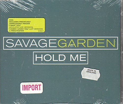 Savage Garden Hold Me Import Gbr Pt. 2