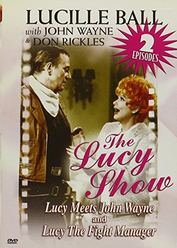 Lucy Show Vol. 2 John Wayne Lucy The Fig Bw Nr