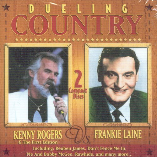 Rogers Laine Dueling Country 2 CD Set Dueling Country