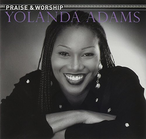 Yolanda Adams Praise & Worship Songs Of Yola Enhanced CD