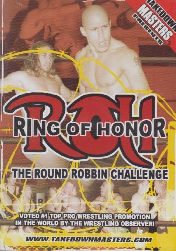 Ring Of Honor Round Robin Challenge Clr Nr