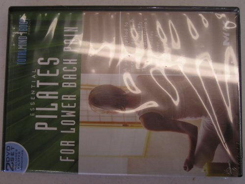 Pilates 2pak Lower Back Pain Fundamental Pr Clr Nr 2 DVD