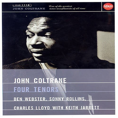 John Coltrane Four Tenors Import Esp Pal (0)