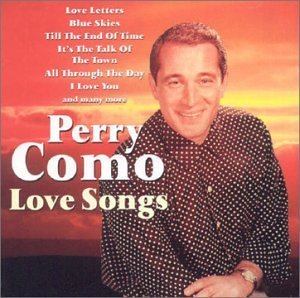 Perry Como Love Songs Import Gbr