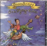 Steve Roslonek On A Flying Guitar By Stevesongs