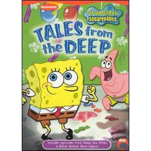 Spongebob Squarepants Tales From The Deep