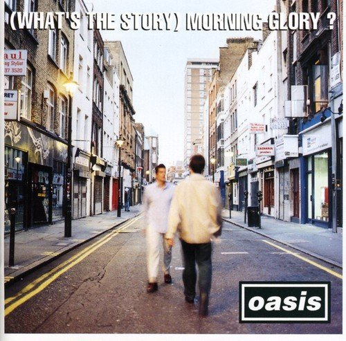 Oasis What's The Story Morning Glory Import Eu