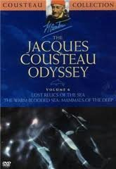 Jacques Cousteau Odyssey Vol. 6 Lost Relics Of The Sea Warm Blo