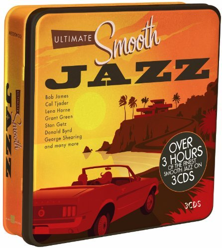Ultimate Smooth Jazz Ultimate Smooth Jazz Import Gbr 3 CD Tin Box Lmtd Ed.