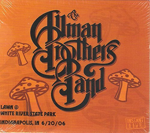 Allman Brothers Instant Live House Of Blues Atlantic City Nj 6 3