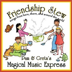 Magical Music Express Friendship Stew