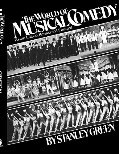 Stanley Green The World Of Musical Comedy 0004 Edition;revised Enlarg