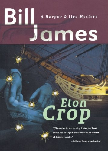 Bill James Eton Crop
