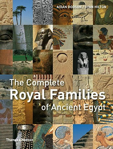 Aidan Dodson The Complete Royal Families Of Ancient Egypt