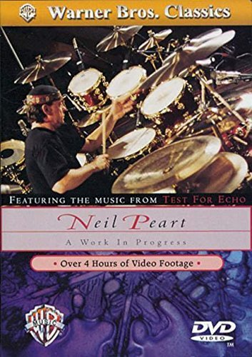 Neil Peart A Work In Progress DVD 2002. Corr. 2nd