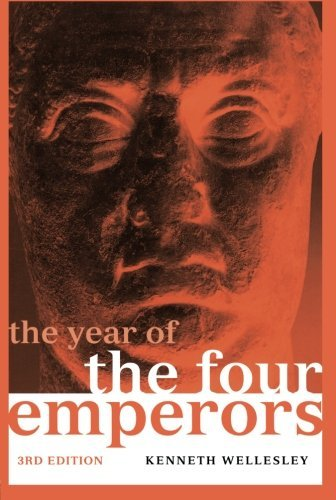 Kenneth Wellesley Year Of The Four Emperors 0003 Edition;