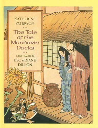 Katherine Paterson The Tale Of The Mandarin Ducks