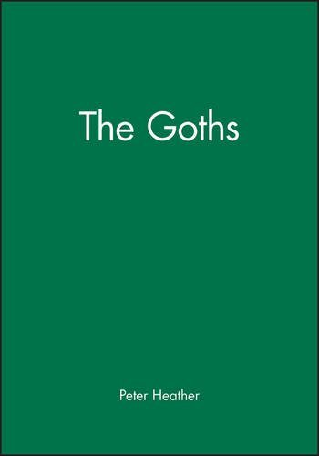 Peter Heather The Goths Peu