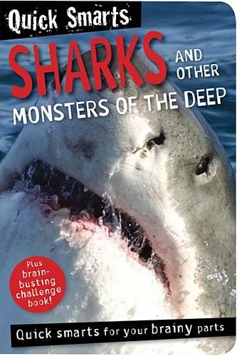 Ltd. Make Believe Ideas Quick Smarts Sharks And Other Monsters Of The Deep