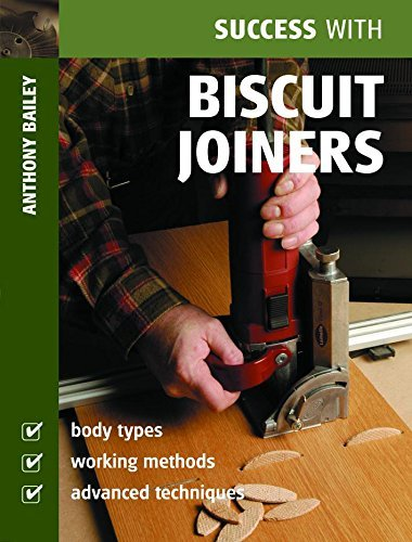 Anthony Bailey Success With Biscuit Joiners