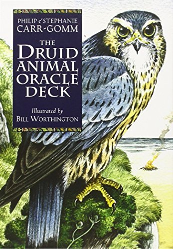 Stephanie Carr Gomm The Druid Animal Oracle Deck Working With The Sacred Animals Of The Druid Trad