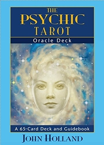 John Holland The Psychic Tarot Oracle Cards A 65 Card Deck Plus Booklet!