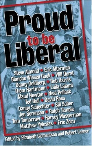 Robert Lasner Proud To Be Liberal