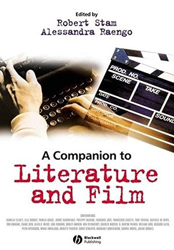 Robert Stam A Companion To Literature And Film