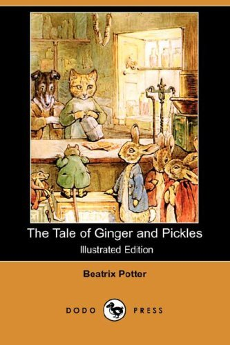 Beatrix Potter The Tale Of Ginger And Pickles (illustrated Editio