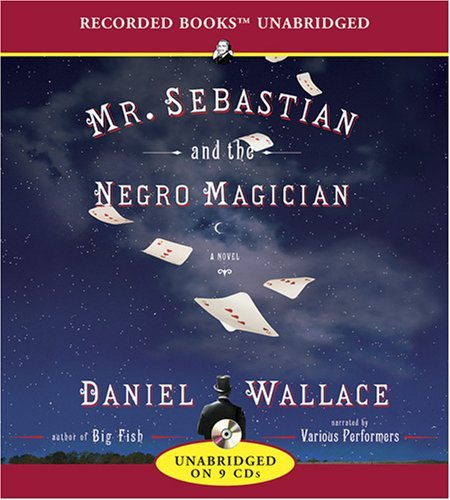 Daniel Wallace Mr. Sebastian And The Negro Magician