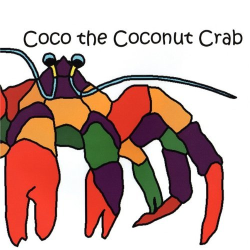 Shelly Kremer Coco The Coconut Crab