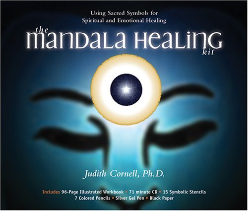 Judith Cornell The Mandala Healing Kit Using Sacred Symbols For Spiritual And Emotional