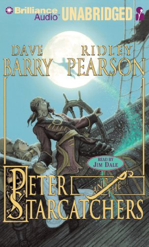 Dave Barry Peter And The Starcatchers