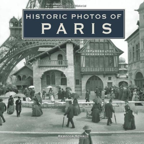 Rebecca Schall Historic Photos Of Paris