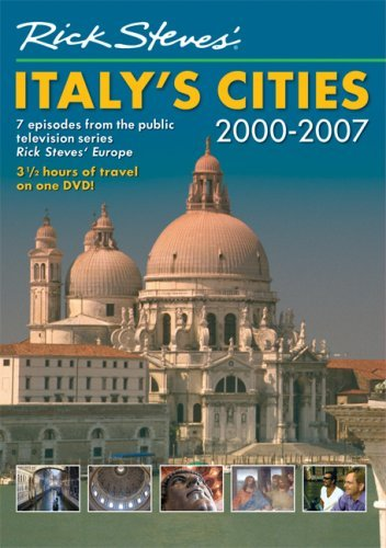 Rick Steves Rick Steves' Italy's Cities 2000 2007