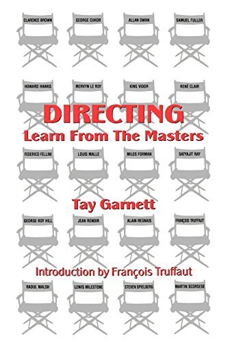 Tay Garnett Directing Learn From The Masters