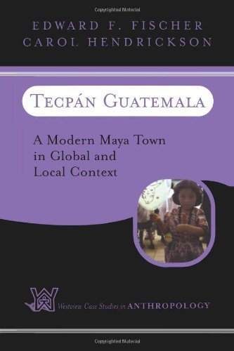 Edward F. Fischer Tecpan Guatemala A Modern Maya Town In Global And Local Context