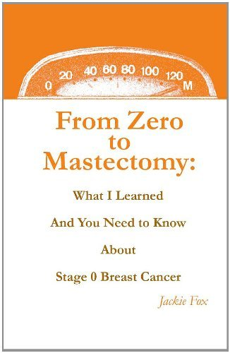 Jackie Fox From Zero To Mastectomy What I Learned And You Need To Know About Stage 0