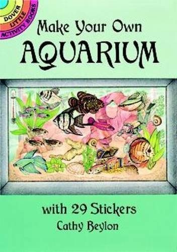 Stickers Make Your Own Aquarium (29 Stickers)