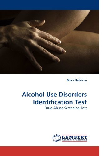 Black Rebecca Alcohol Use Disorders Identification Test