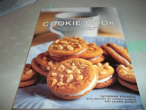 Catherine Atkinson New Cookie Book More Than 150 Great Cookie B