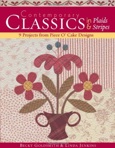 Becky &. Jenkins Linda Goldsmith Contemporary Classics In Plaids & Stripe Print O