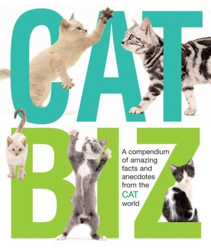 Amanda O'neill Cat Biz A Compendium Of Amazing Facts And Anecdot