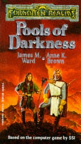 James M. Ward Anne K. Brown Pools Of Darkness (forgotten Realms Fantasy Advent