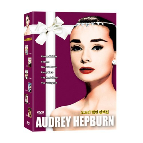 Audrey Hepburn Collection Audrey Hepburn Collection Import Kor 6 DVD